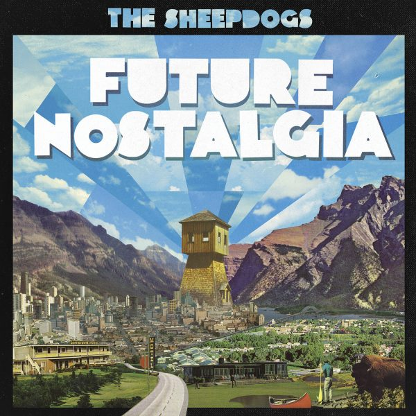 The Sheepdogs - Future Nostalgia (2015) фото