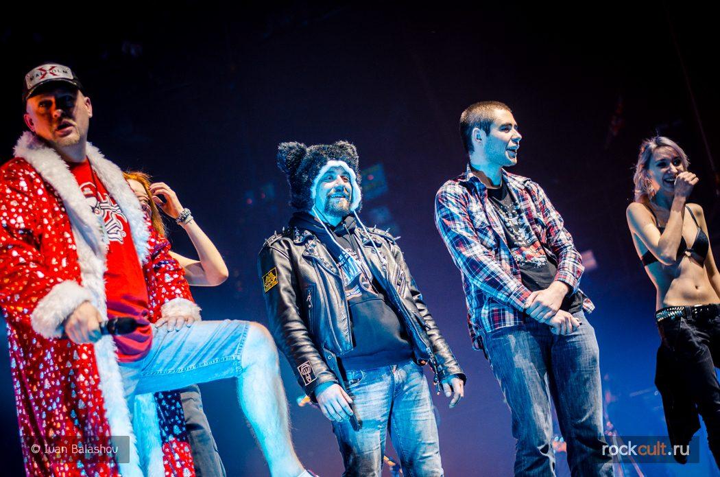 Фотоотчет | Frost Fest в Москве | Stadium Live | 4.01.2016 фото