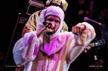 Фотоотчет | Noize MC в Москве | RED | 02.01.2016 фото
