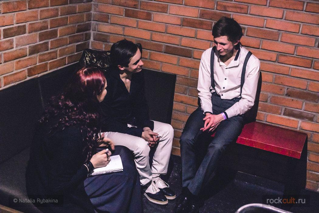 Интервью | Площадь восстания