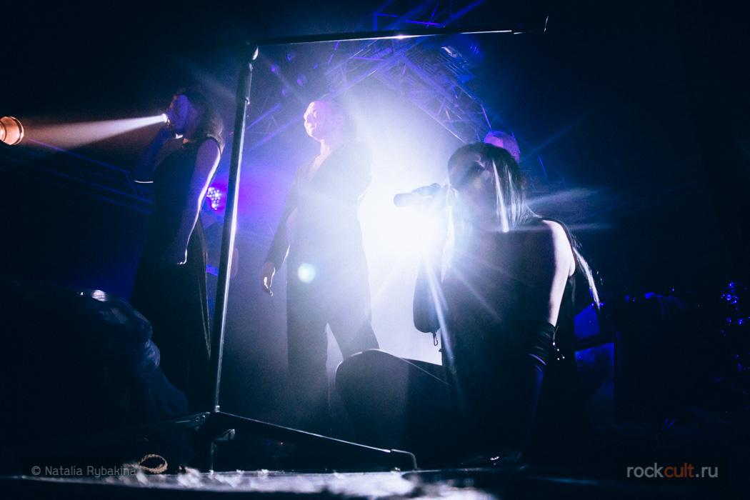 Фотоотчет | Теория Пяти Секунд в Питере | Зал Ожидания | 23.01.2016 фото