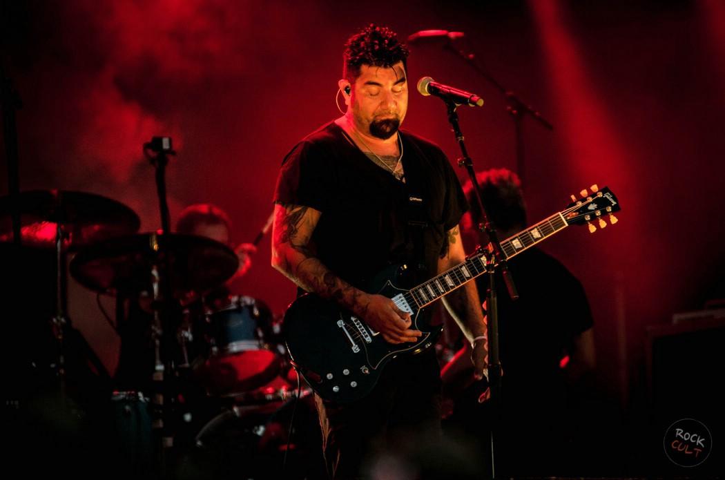 deftones новый альбом дата релиза