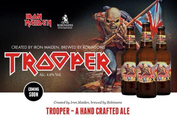 пиво iron maiden
