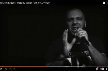 Killswitch Engage клип Hate By Design