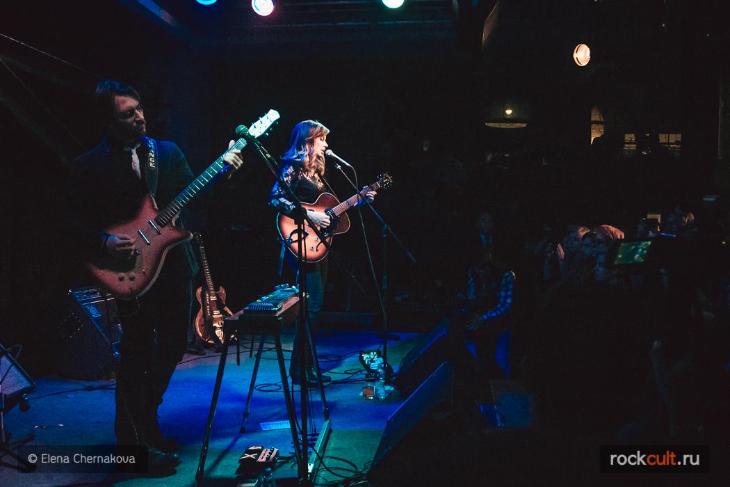 Фотоотчет | Lera Lynn в Питере | The Place | 25.01.2016 фото