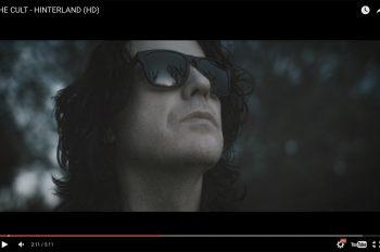 The Cult клип Hinterland