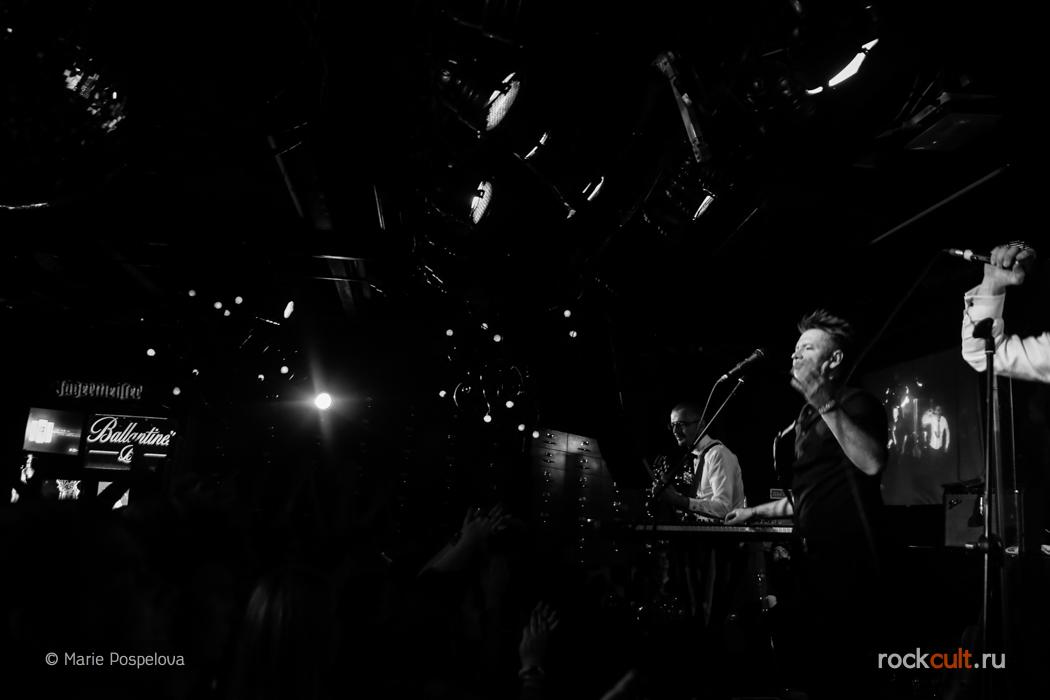Фотоотчет | Ундервуд в Москве | 16 Тонн | 22.01.2016 фото