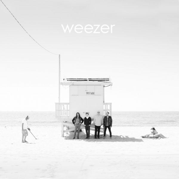 новый альбом Weezer White Album