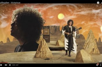 wolfmother клип victorious