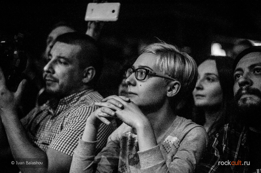 Фотоотчёт   God Is An Astronaut в Москве   Yotaspace   21.02.2016