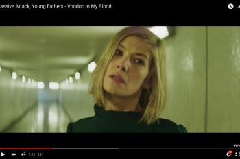 massive attack видео voodoo in my brains