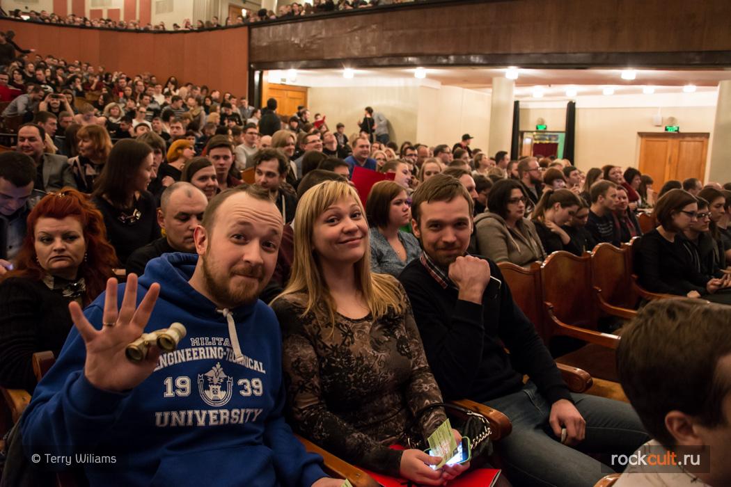 Фотоотчет | Рок-мюзикл TODD в Питере | ДК Ленсовета | 05.02.2016