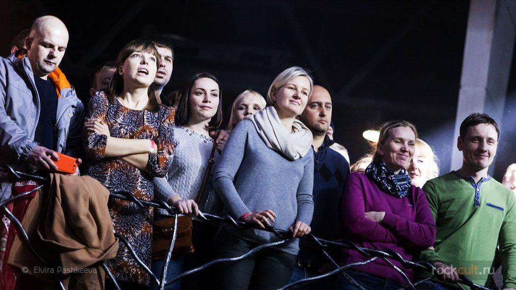Фотоотчет | Чиж&Co в Москве | Известия Hall | 13.02.2016