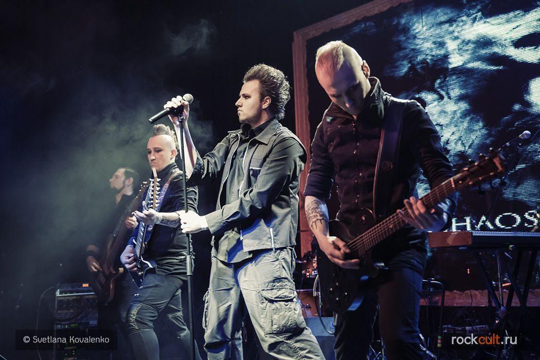 Фотоотчет | Lord of the Lost в Москве | Театръ | 07.02.2016