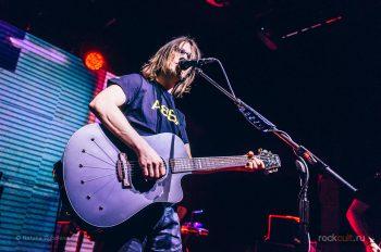 Фотоотчет | Steven Wilson в Питере | Космонавт | 13.02.2016