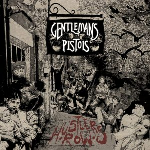 Gentlemans Pistols - Hustler's Row (2015) фото