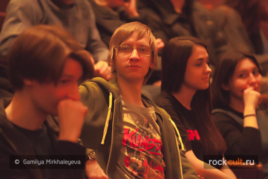 Репортаж | Glintshake в Москве | ЦДХ | 18.02.2016