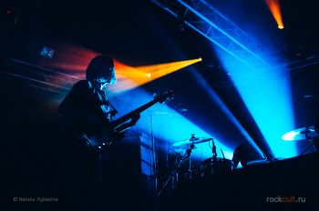 Фотоотчет | God Is An Astronaut в Питере | Зал Ожидания | 22.02.2016
