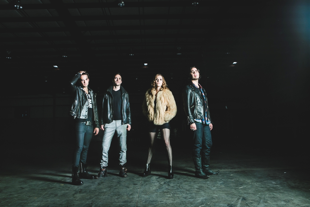Halestorm - MAIN Press Photo - Credit Jake Giles Netter