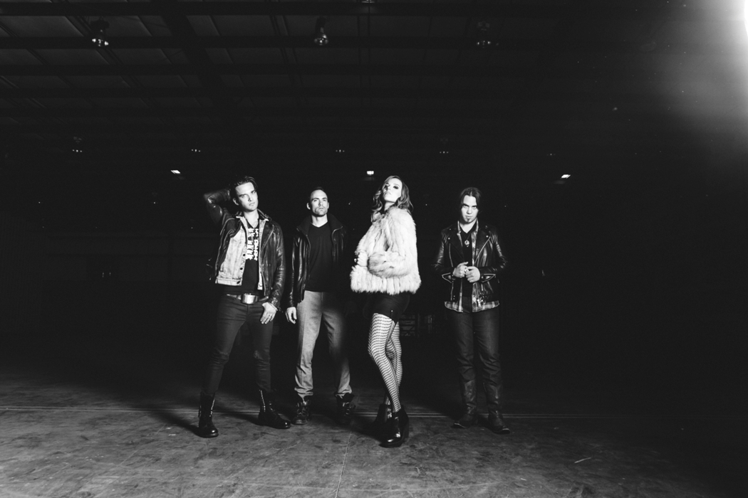 Halestorm - Press Photo 1 - Credit Jake Giles Netter