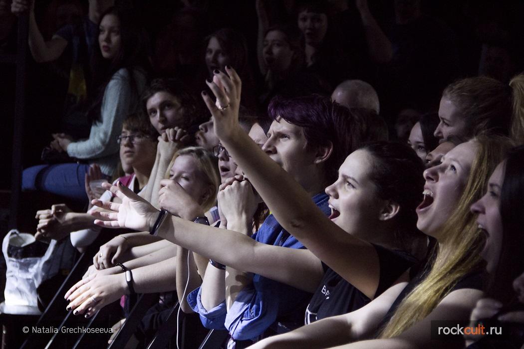 Фотоотчет | Halestorm в Питере | Aurora Concert Hall | 21.02.2016