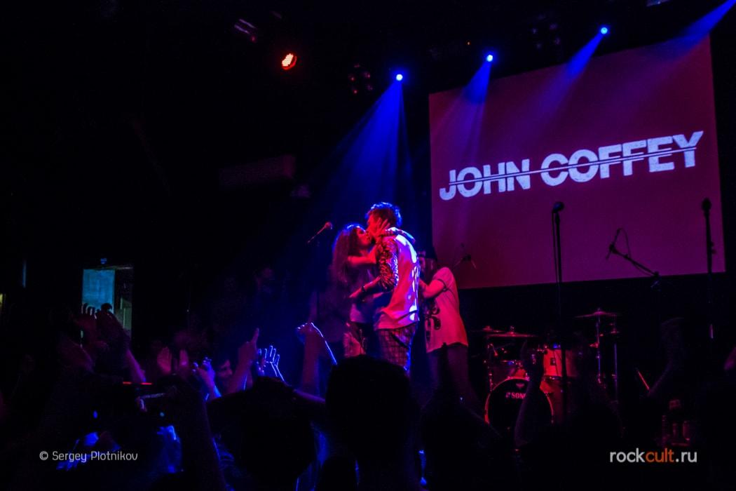 Фотоотчет | John Coffey в Москве | Brooklyn | 06.02.2016