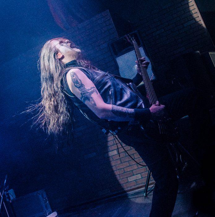 Фотоотчет | Marduk в Москве | Rock House | 20.02.2016