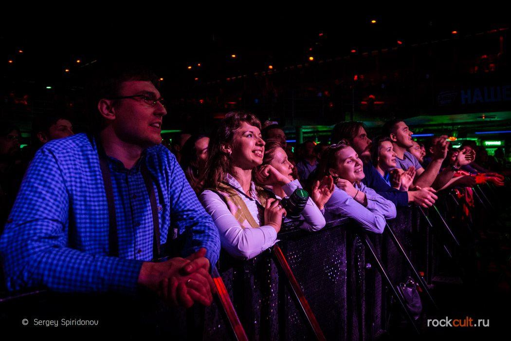 Фотоотчет | Евгений Маргулис в Питере | Космонавт | 23.02.2016