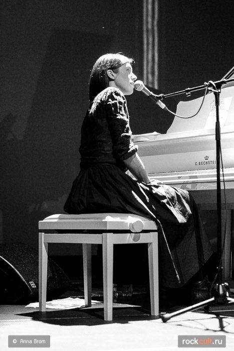 Фотоотчет | Nina Karlsson в Питере | Эрарта | 05.02.2016