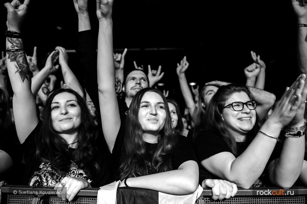 Фотоотчет | Finntroll в Москве | Volta | 30.01.2016