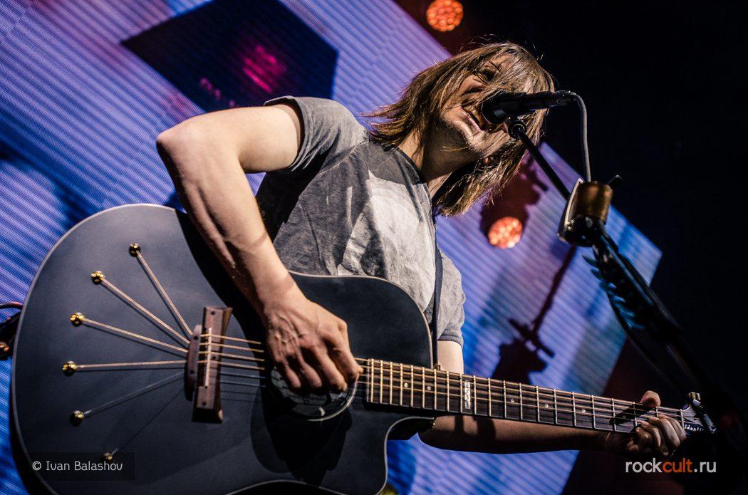 Фотоотчет | Steven Wilson в Москве | Yotaspace | 15.02.2016