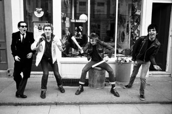 The Damned — 13 эпизодов истории группы фото