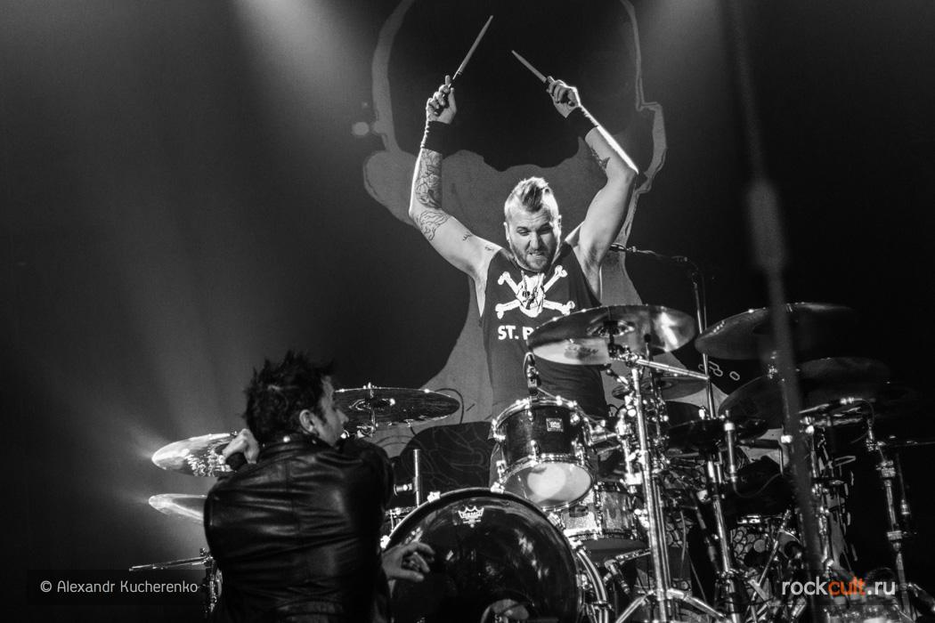 Фотоотчет | Three Days Grace в Питере| A2 | 01.02.2016