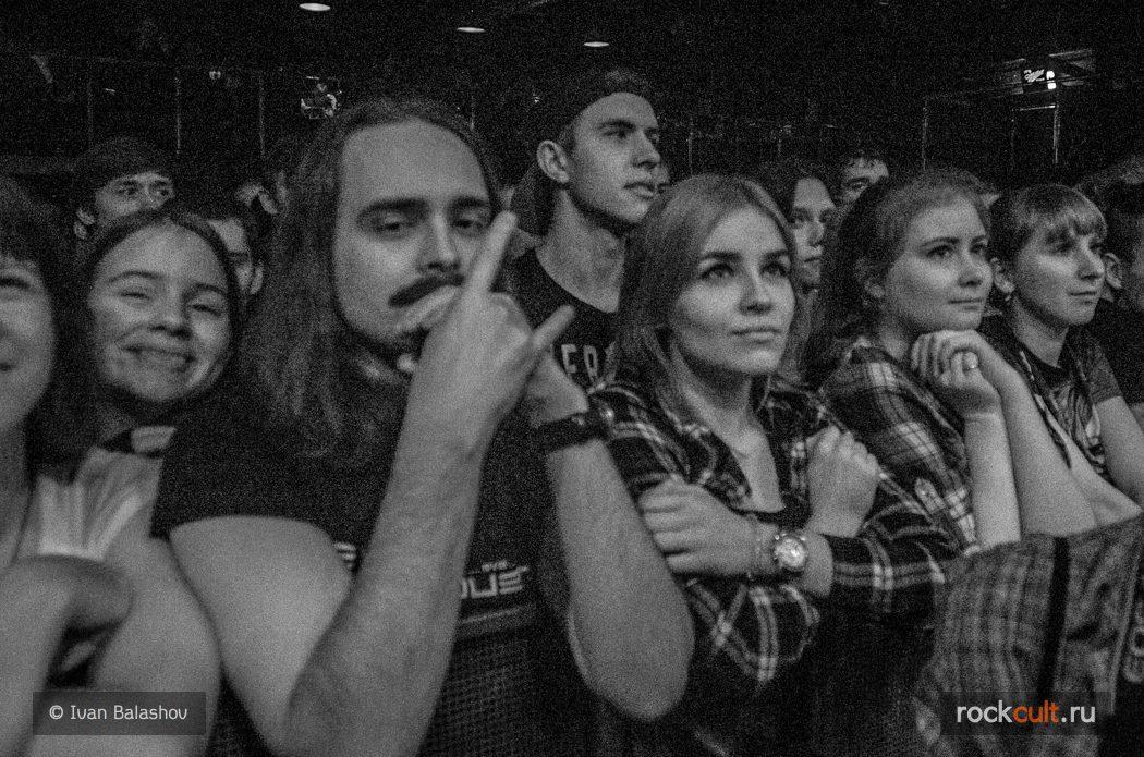 Фотоотчет | Halestorm в Москве | Volta | 22.02.2016