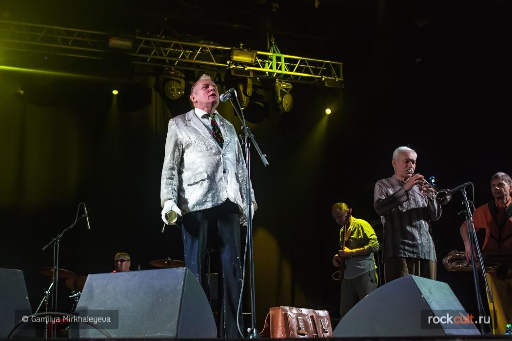 Фотоотчет| Аукцыон в Москве | Ray Just Arena | 23.02.2016