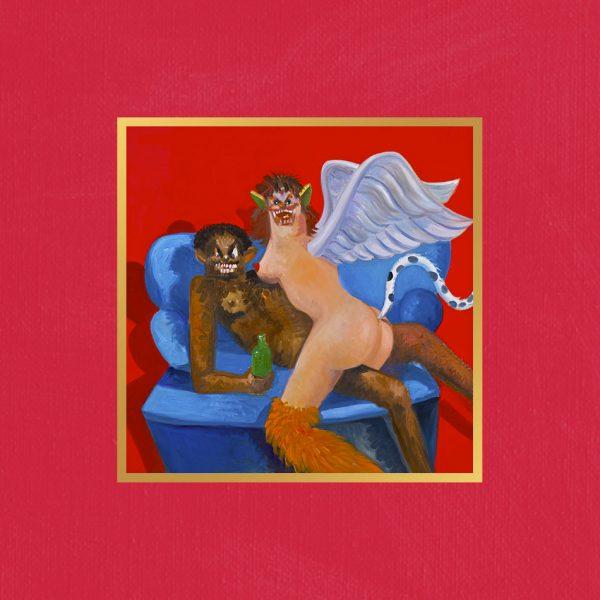 Обложки альбомов, которые могли бы висеть в галерее