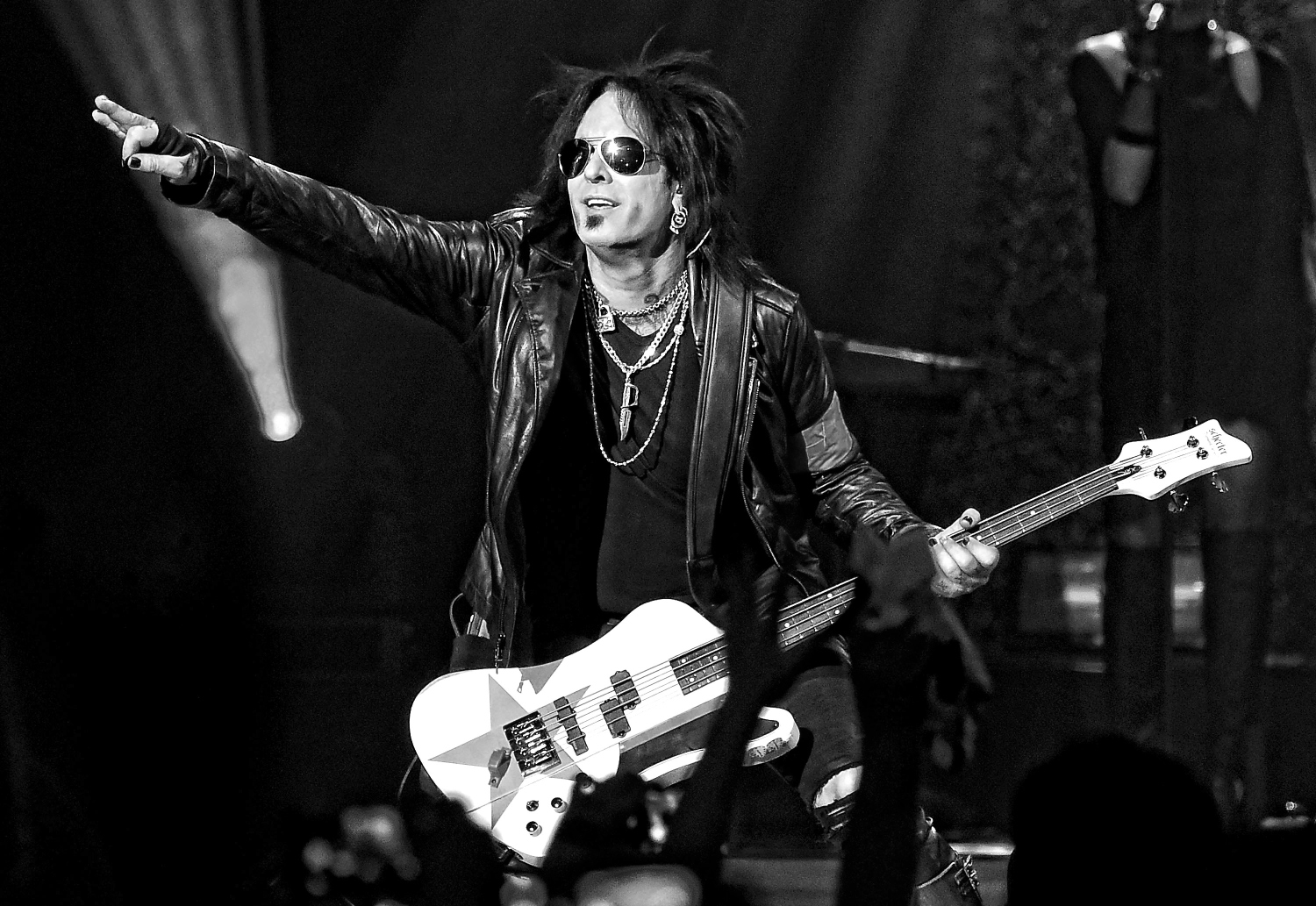 Sixx:A.M. In Concert At The Hard Rock Joint