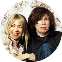 kim gordon and thurston moore 2 копия