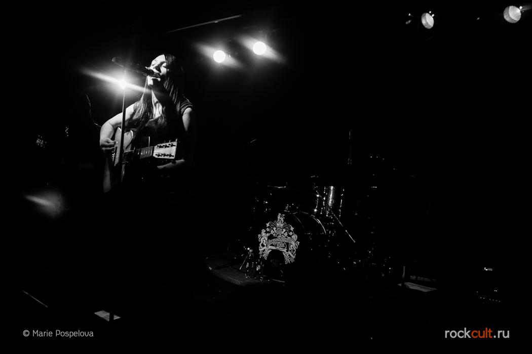 Фотоотчет | Мара в Москве | 16 Тонн | 13.02.2016