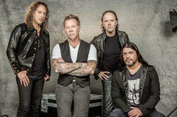 Metallica послы дня музыкального магазина
