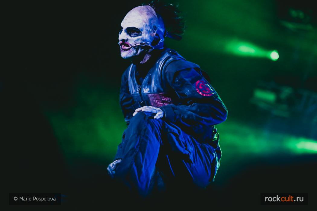 Фотоотчет   Slipknot в Москве   СК Олимпийский   30.01.2016 фото