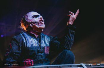 Фотоотчет | Slipknot в Москве | СК Олимпийский | 30.01.2016 фото