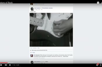 история рока facebook