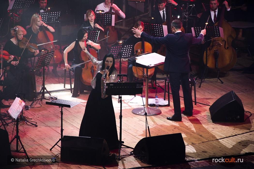 Фотоотчёт | Tarja Turunen в Питере| ДК им. Ленсовета | 16.03.2016