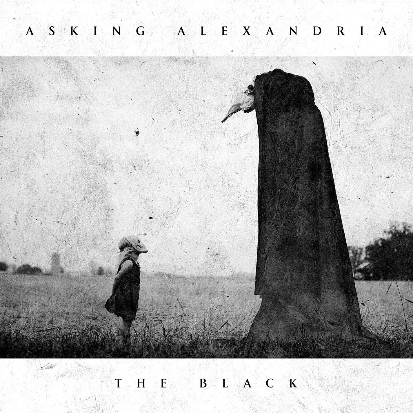 Asking Alexandria- The Black