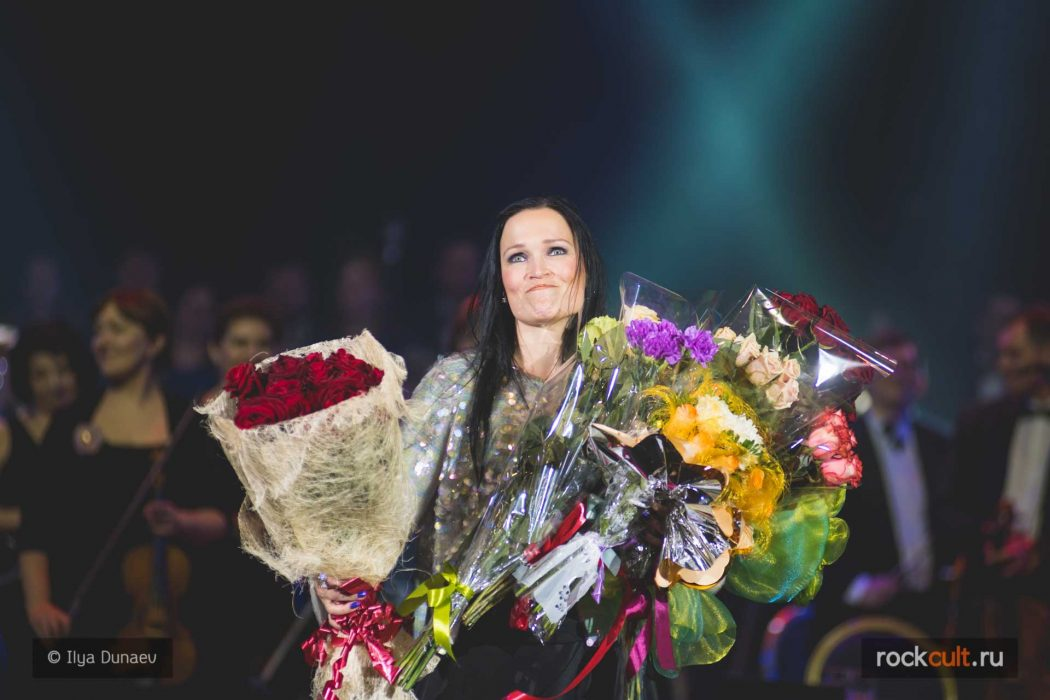 Фотоотчет| Tarja Turunen в Москве | Crocus City Hall | 15.03.2016