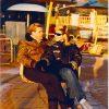 Boris & Stingray Gorky Park, Moscow 1984