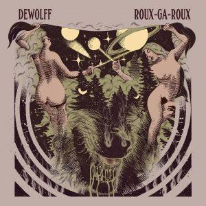 Рецензия на альбом | DeWolff – Roux-Ga-Roux (2016) фото