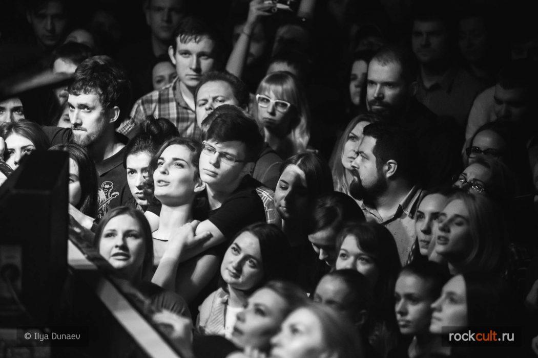 Фотоотчет | Дельфин в Москве | RED | 07.03.2016