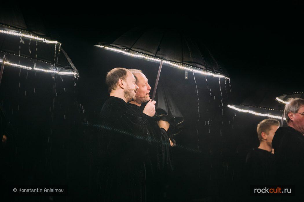 Фотоотчет | Gregorian в Питере | Сибур Арена | 12.03.2016